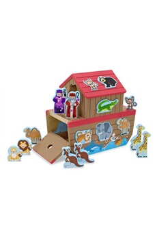 Jeux ludo éducatifs Melissa And Doug Noah's ark play set