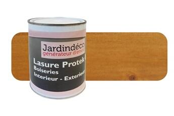 Peinture et dessin Bouchard Peintures Lasure de finition multicouches icobois chêne clair 1 litre