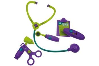 Déguisements Imagin Valisette docteur jouet 8 accessoires