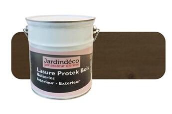 Peinture et dessin Bouchard Peintures Lasure de finition multicouches icobois chêne foncé 2,5 litres