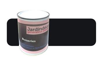 Peinture et dessin Bouchard Peintures Peinture noir foncé pour meuble en bois brut 1 litre