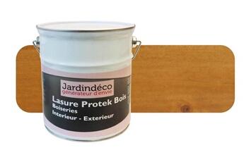 Peinture et dessin Bouchard Peintures Lasure de finition multicouches icobois chêne clair 2,5 litres
