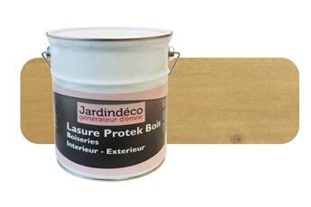 Peinture et dessin Bouchard Peintures Lasure de finition multicouches icobois incolore 2,5 litres