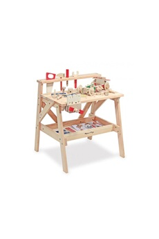 Autres jeux de construction Melissa And Doug Wooden project workbench