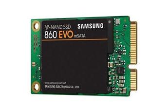 SAMSUNG SSD interne 860 EVO mSATA - 250Go