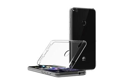 Coque huawei p8 lite 2017 silicone souple transparente coque pour huawei p8 lite