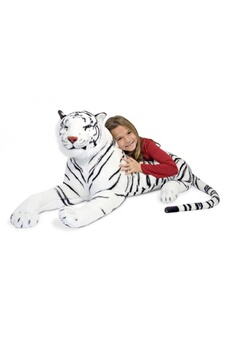 Peluches Melissa And Doug White tiger