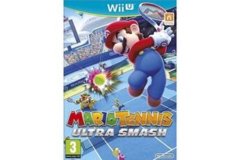 Jeu Nintendo Wii U - Mario Tennis : Ultra Smash