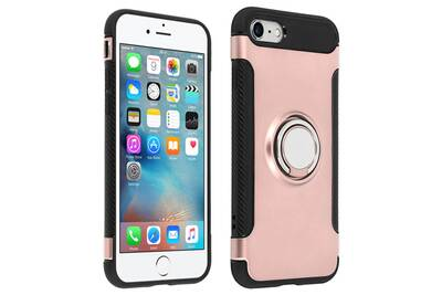 coque rose silicone iphone 6