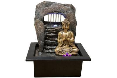 Fontaine D Interieur Bouddha Zen Harukata