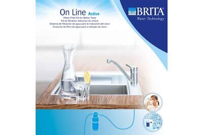 cartouche filtre eau brita cartouches et accessoires carafe filtrante 1004252 darty. Black Bedroom Furniture Sets. Home Design Ideas