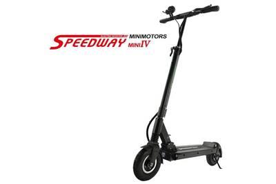 trottinette lectrique minimotors speedway mini 4 pro trottinette patinette lectrique adulte 55. Black Bedroom Furniture Sets. Home Design Ideas