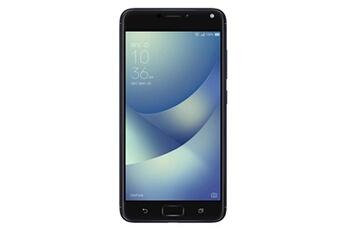 Asus ASUS ZenFone 4 Max Pro ZC554KL Noir - Smartphone 4G-LTE Dual SIM - Snapdragon 430 Quad-Core 1.4 GHz - RAM 4 Go - Ecran tactile 5.5 720 x 1280 - 64 Go - Bluetooth 4.1 - 5000 mAh - Android 7.0