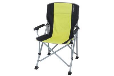 Chaise et fauteuil de jardin Eurotrail Fauteuil pliable bolzano ...