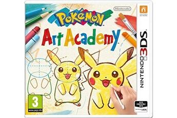Jeu Nintendo 3DS - Pokémon Art Academy