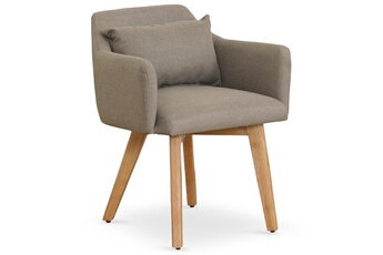 Fauteuil MENZZO Darty - Chaises fauteuil scandinaves