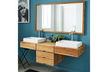 Meuble salle de bain Bois Dessus Bois Dessous | Darty