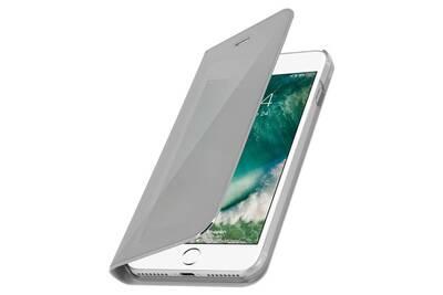 coque iphone 7 miroir argent