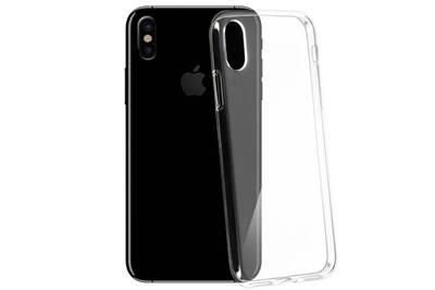 coque iphone x transparente silicone fine