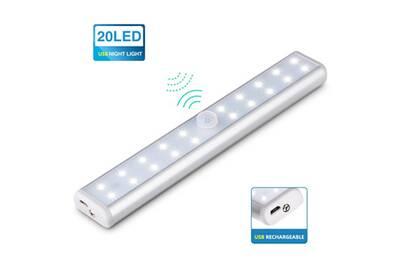 20 Mouvementclasse Lampe Énergétique Placard Détecteur Leds De A Veilleuse 7yvbYfg6
