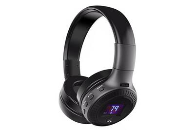 Casque Micro Gamer Alpexe Casque Bluetooth Sans Fil Sport Intra