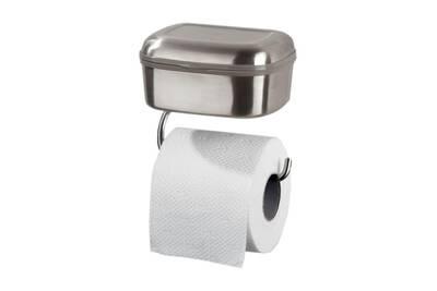 Tiger Toilet Accessoires : Accessoires de salle de bain tiger porte papier toilette combi