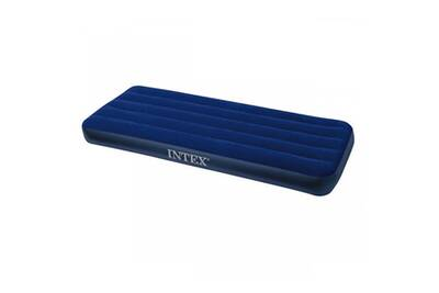 Matelas Gonflable Intex Matelas Gonflable Downy 1 Place Intex Darty