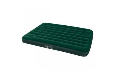 matelas gonflable intex matelas gonflable camping 2 places intex darty. Black Bedroom Furniture Sets. Home Design Ideas