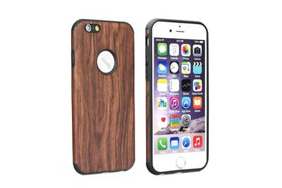 coque iphone 8 wood