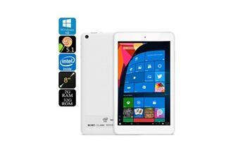 Auto High Tech Tablette tactile double-os - windows 10, android 5.1, processeur quad-core, 2 go de ram, 3d, ecran ips 8 pouces