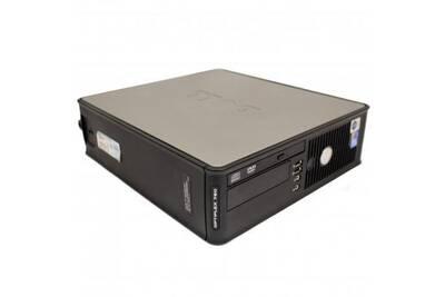 PC de bureau Dell Pc dell optiplex 760 sff intel dual core e5200 2.5ghz 2go  80go hdd windows vista 69f07b778718