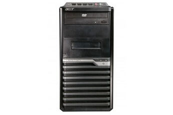 Acer Pc acer veriton m421g mt amd x2 4850b athlon ii 2.5ghz 4go 500go hdd wifi windows xp