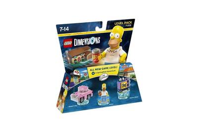Simpson Figurine Lego Les Dimensions Homer nONy0wvm8