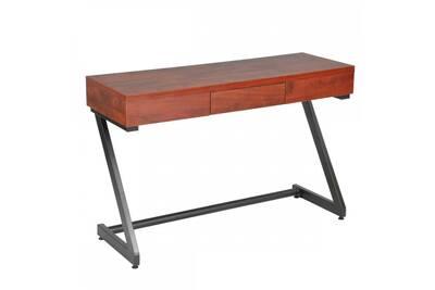 bureau ego design bureau console vierzon bois darty. Black Bedroom Furniture Sets. Home Design Ideas