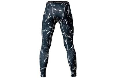 Nouvelles Arrivées d013b bf81f Bpfy - meilleur vente - legging sport homme graphic/camouflage - boxe/full  contact/krav maga - bleu taille s