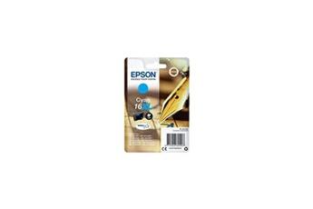 EPSON Cartouche T1632 - Stylo Plume - Cyan XL