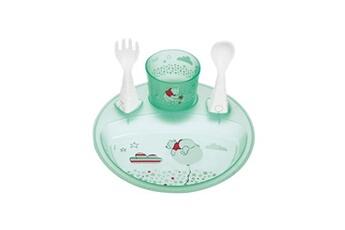 Accessoire repas Tigex Winnie l'ourson set vaisselle fun puzzle wtp