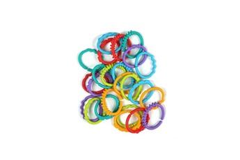 Eveil & doudou bio BRIGHT STARTS Bright starts maillons fun links multicolore