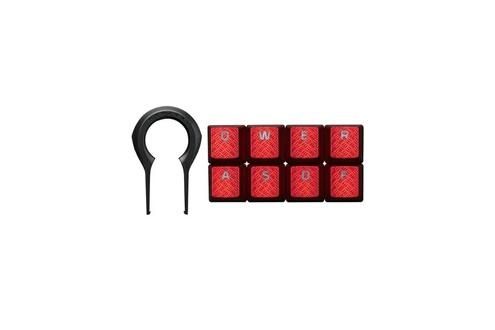 Hyperx touches de rechange pour claviers gaming fps & moba - kit de mise a