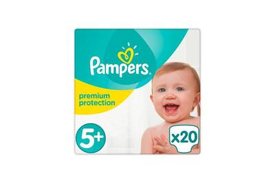 Couches Pampers Pampers Premium Protection Taille 5 Junior 13 25