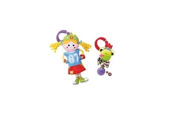 Eveil & doudou bio Yookidoo Yookidoo set hochet princesse
