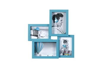 Pêle mêle Imagine Imagine peps cadres cadre multivues - 4 vues - bleu