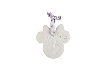Coffret naissance Disney Minnie médaillon bébé keepsake
