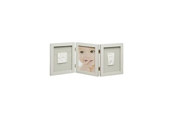 Coffret naissance MY SWEET MEMORIES My sweet memories cadre photo 2 empreintes - taupe