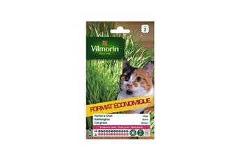 0.3kg de herbe à chat faible entretien VILMORIN 10 m²