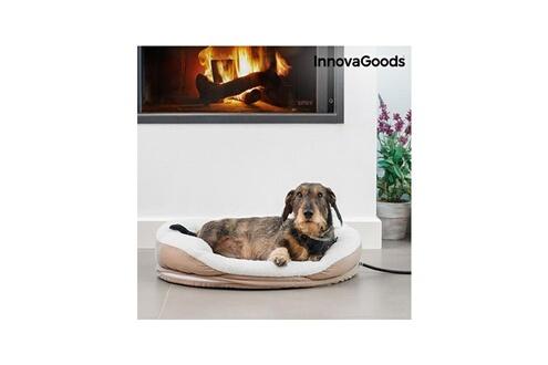 Lit électrique thermique pour animaux de compagnie innovagoods 18w