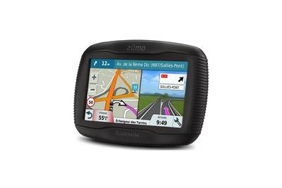 gps garmin garmin zumo 345lm gps moto 4 3 carte europe de l 39 ouest 24 pays darty. Black Bedroom Furniture Sets. Home Design Ideas