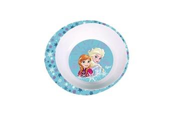 Vaisselle bébé Disney La reine des neiges assiette