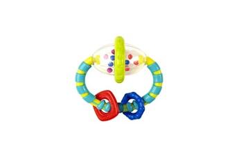 Eveil & doudou bio BRIGHT STARTS Bright starts hochet grab & spin multicolore