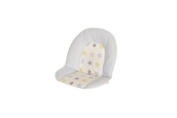 Chaise haute Geuther Geuther coussin de chaise tissu matelassé theme etoile